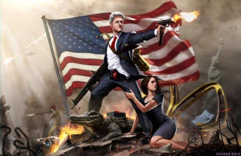 Bill Clinton The Patriot